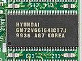 Hyundai GM72V661641CT7J SDRAM-92682.jpg