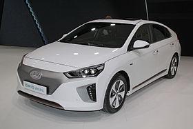 Hyundai Ioniq Ae Electric
