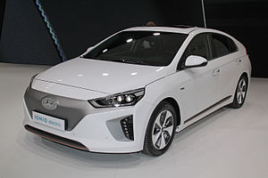 Hyundai Motor Group - Hyundai Ioniq Electric