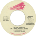 I'm Just a Singer (In a Rock and Roll Band) by the Moody Blues US vinyl single.png