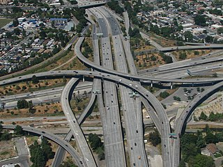 I-280 and SR 87 Interchange