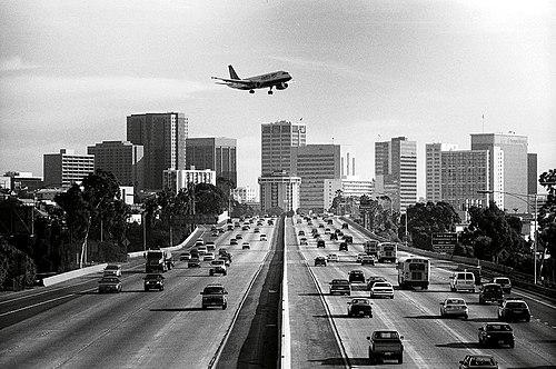 I-5 South in San Diego