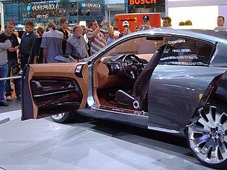 Opel Insignia - Image: IAA 2003 003 Flickr Axel Schwenke