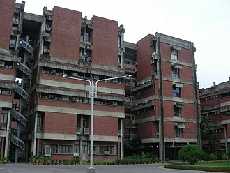 Indian Institute of Technology Kanpur - IIT Kanpur Faculty Building