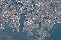 ISS-40 Boston, Massachusetts and Logan International Airport.jpg