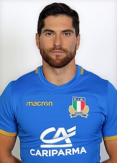 Ian McKinley Irish rugby union player