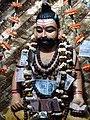 Idol in Patalpuri Temple - Sangam Site - Allahabad - Uttar Pradesh - India - 02 (12589880573).jpg