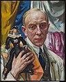 Ignacy Pieńkowski - Autoportret z Pierrotem.jpg