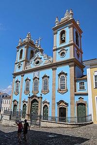 Igreja de Nossa Senhora do Rosário dos Pretos Salvador 2018-1154.jpg
