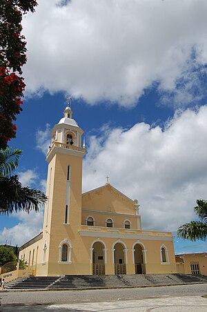 Taquaritinga do Norte - Santo Amaro Church