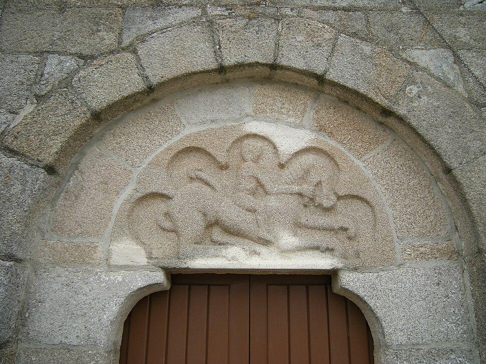 Pazos de San Clodio (San Cibrao das Viñas).