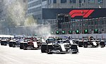 Ilham Aliyev watched the opening ceremony of the 2019 Formula-1 Azerbaijan Grand Prix and final race 27.jpg
