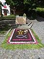 Illerrieden, Fronleichnam 2012 Altar am Rathaus.JPG