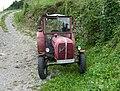 Im Tal der Feitelmacher, Trattenbach - Traktor Steyr 190 (4).jpg