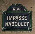 Impasse Naboulet (Paris) - panneau.JPG