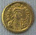Impero d'oriente, zenone, solido in oro (costantinopoli), 476-491, 01.JPG
