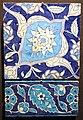 Impero ottomano, mattonelle del 1560-1620 ca. 01.JPG