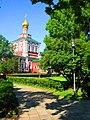 In God we trust ^ Новодевичий монастырь. Moscow, Russia. - panoramio - Oleg Yu.Novikov (6).jpg
