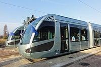 Inauguration de la branche vers Vieux-Condé de la ligne B du tramway de Valenciennes le 13 décembre 2013 (107).JPG