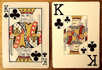 Clubs (suit) - Kings of Clubs