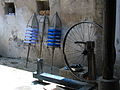India - Sights & Culture - the tools for silk weaving 8 (6319479207).jpg