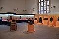 Indian Buddhist Art Exhibition - Ground Floor - Indian Museum - Kolkata 2016-03-06 1678.JPG