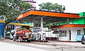 Indian Oil petrol station, Rangpo, Sikkim.jpg