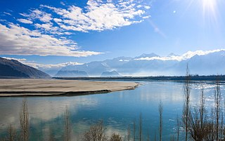 Indus River River in Asia
