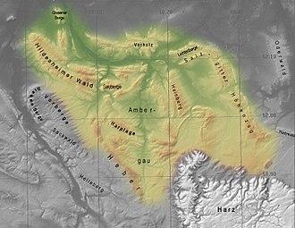 Innerste Uplands - Innerste Uplands