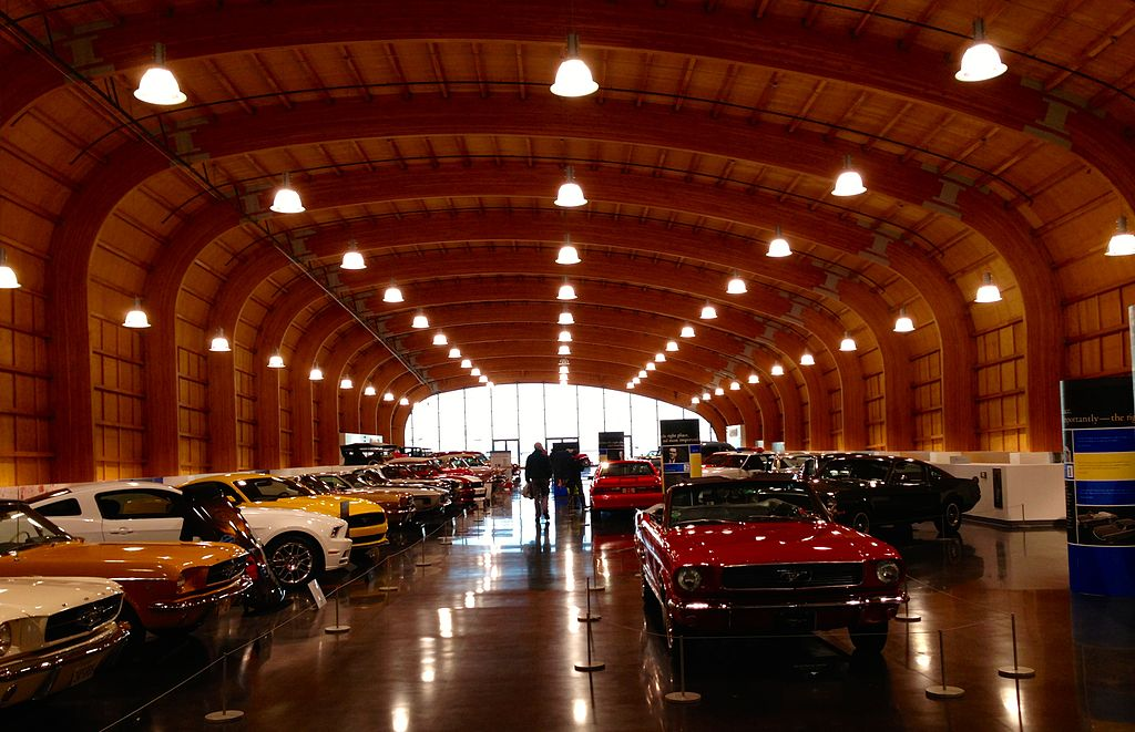 LeMay - America's Car Museum - Virtual Tour