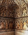 Inside of Shahjahan's bedroom at the Agra Fort.jpg