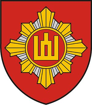 Lithuanian Military Police - Insignia