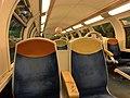Intérieur Train SNCF Class Z 8800 Gare Montparnasse Paris 1.jpg