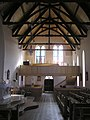 Interior, St Mary's RC Church, Killyclogher - geograph.org.uk - 1344830.jpg