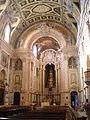 Interior of Igreja de Nossa Senhora da Encarnação (next to Praça Luís de Camões - Lisbon) - Apr 2007.jpg