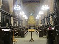 Interior of Wakefield Cathedral (8th December 2020) 002.jpg