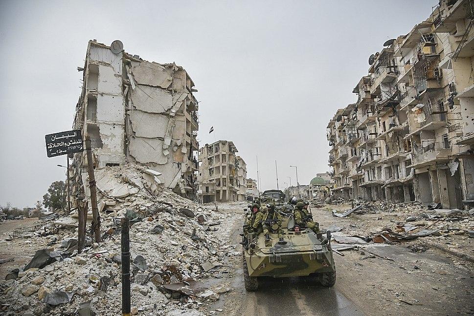 International Mine Action Center in Syria (Aleppo) 45