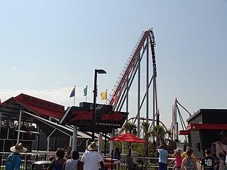 Intimidator (roller coaster) Roller coaster