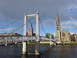 Inverness - Inverness, Bank Street, Free North Church Of Scotland - 20140424185046.jpg