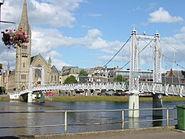 Inverness Ness Footbridge 15760