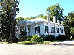 National Register of Historic Places listings in St. Clair County, Alabama - Image: Inzer House Oct 2014 1