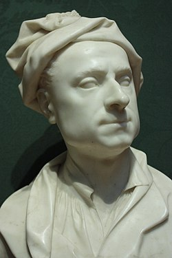 Isaac Ware by Roubiliac, 1741, National Portrait Gallery, London.JPG