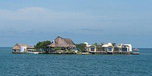 Isla del Rosario 1