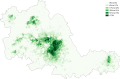 Islam West Midlands 2011 census.png
