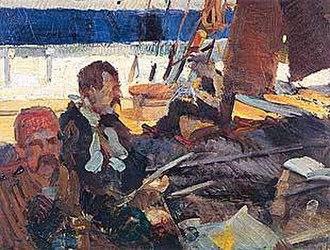 Namık İsmail - Men on Deck
