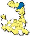 Ismaning - Lage im Landkreis.png