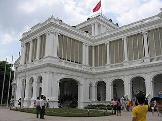 The Istana, Singapore,