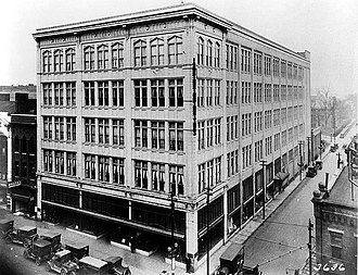Ivey's - Image: Iveys Department Store (3462970850)