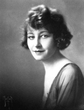 Ivy Sawyer - Sawyer in 1920.
