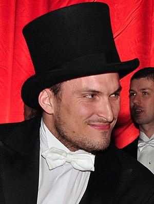 13th OTO Awards - Image: Ján Koleník (feb. 2012)